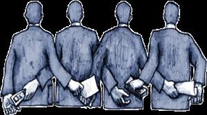 Blatas - korupcija