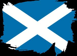 Škotijos vėliava