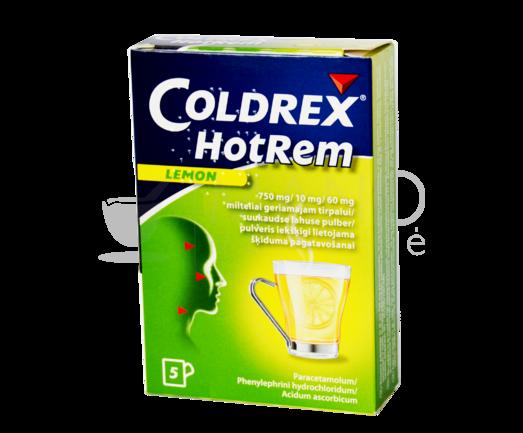 Coldrex hotrem lemon